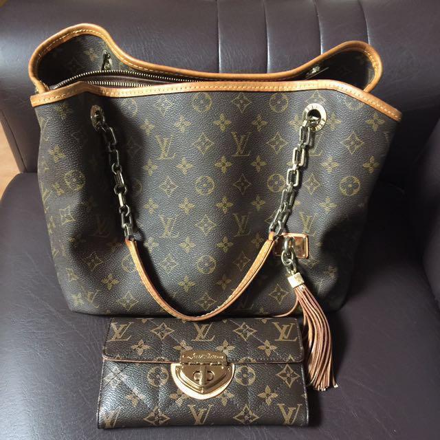 Louis Vuitton Automne-Hiver limited Edition bag