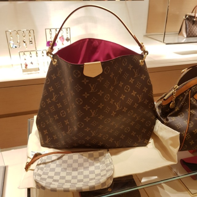 95a05b8401d6 💯Authentic lv gracefull bag mm