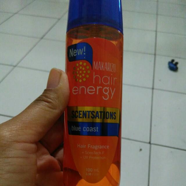 Makarizo hair energy