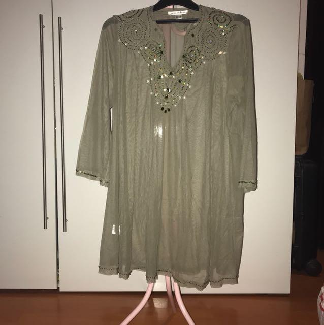 Mama & leon blouse