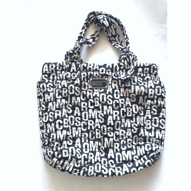 Marc by Marc Jacobs Dreamy Logo Tate tote