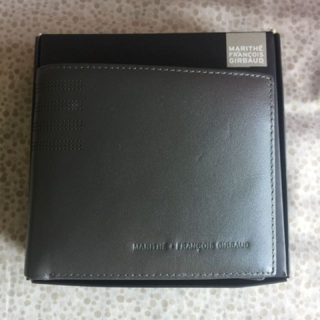 Marithe Francois Girbaud Wallet for Men