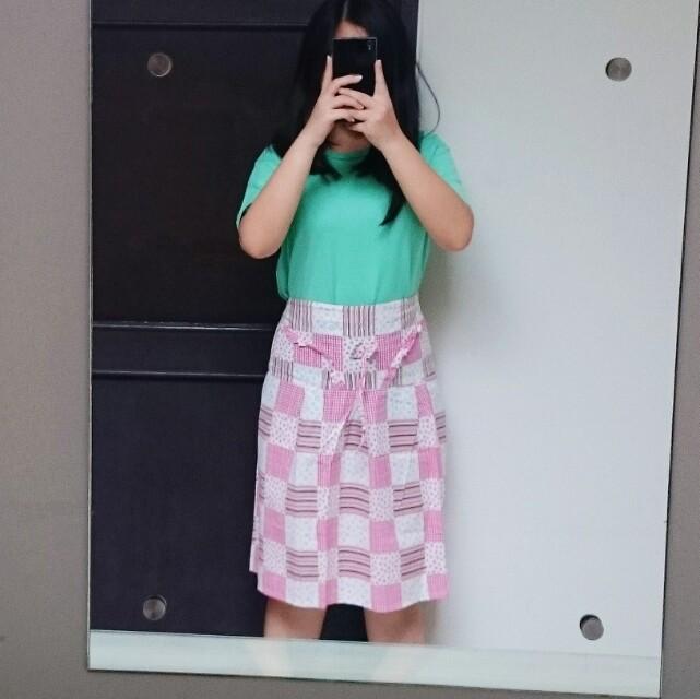 Midi Skirt - Rok Katun