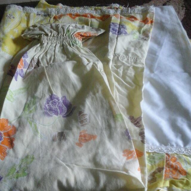 mukena kids batik encim