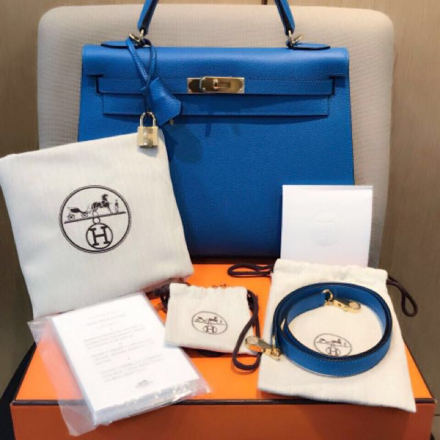 new !! hermes kelly k32