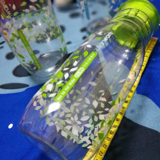 New Elianware 900ml Bottle Green