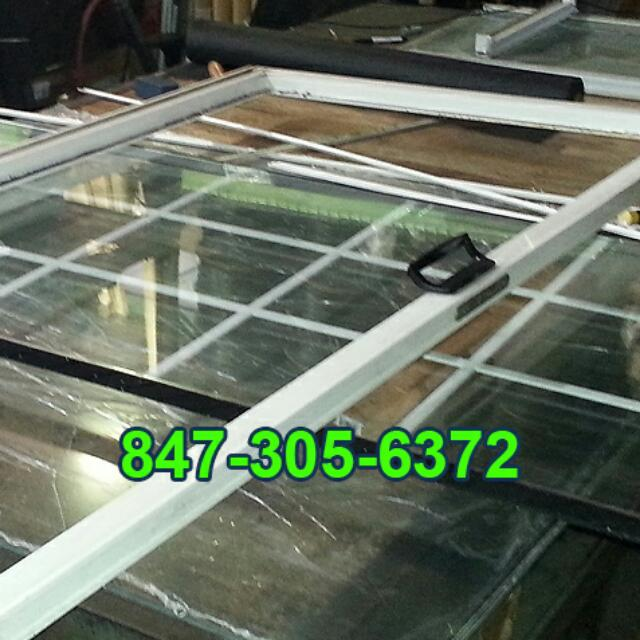 New insulated glass for sliding doors and windows