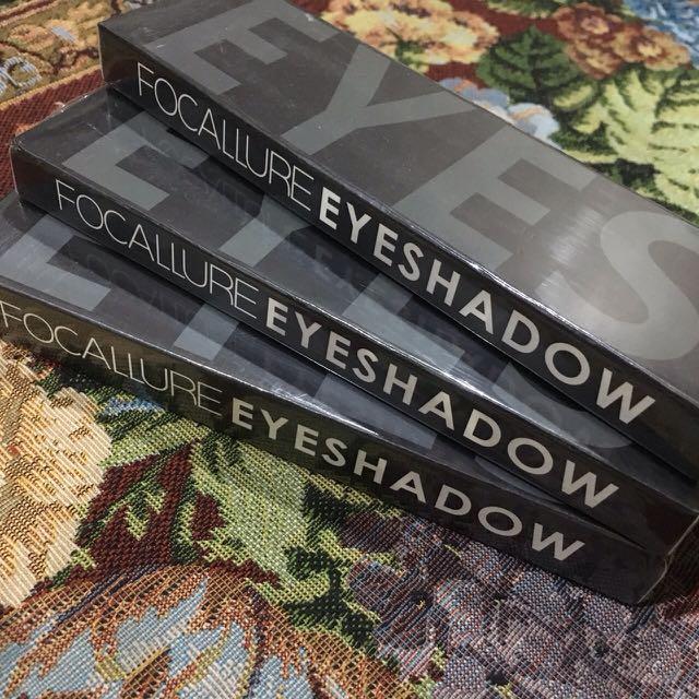 NEW Ready Stock Focallure Eyeshadow