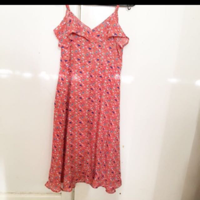 NEW TEMPT SUMMER DRESS