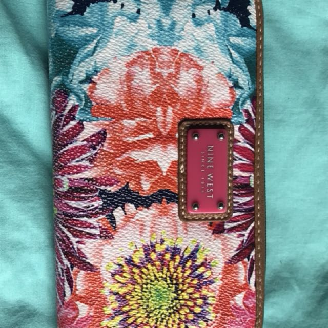 Nine West Wallet $10