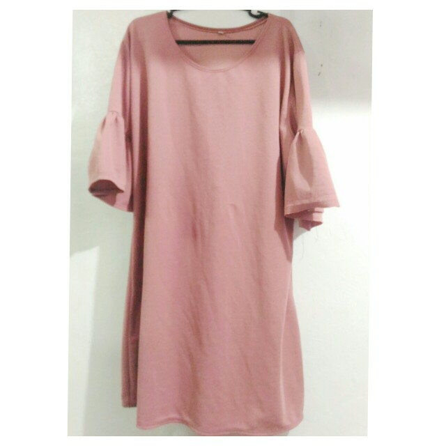 Nude pink dress 2XL
