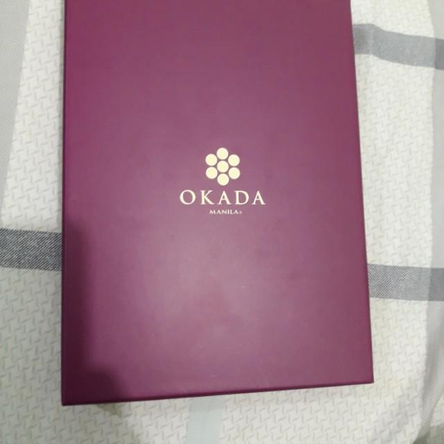 OKADA Notebook with USB