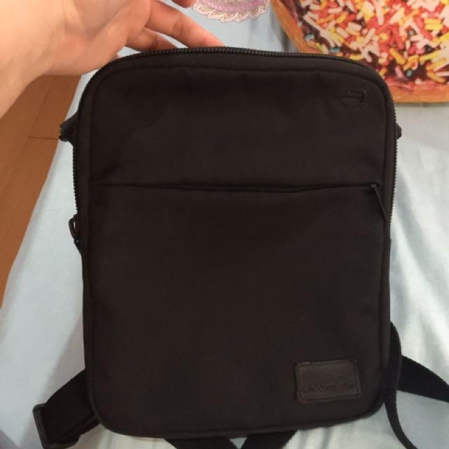 Original Lacoste body bag