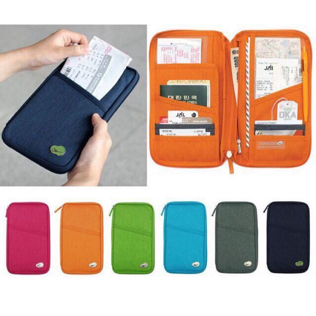 Passport / Money Holder