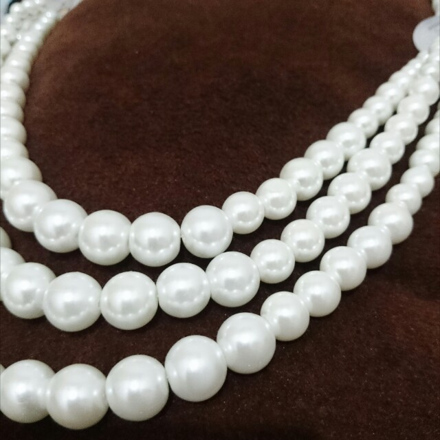 Pearls Necklace - Kalung Mutiara