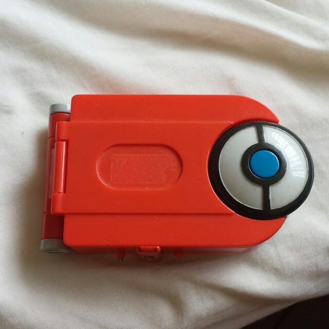 Pokémon Pokedex Advanced 2003 Tomy Handheld Game Toy