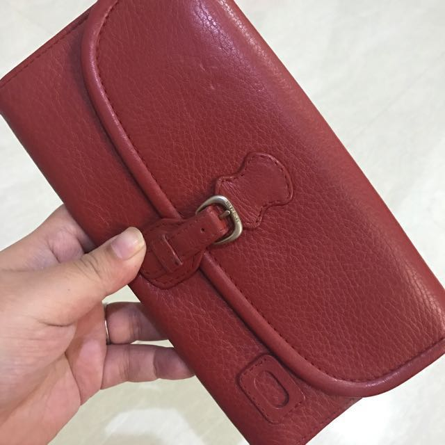 Preloved Dompet See By Chloe Authentic