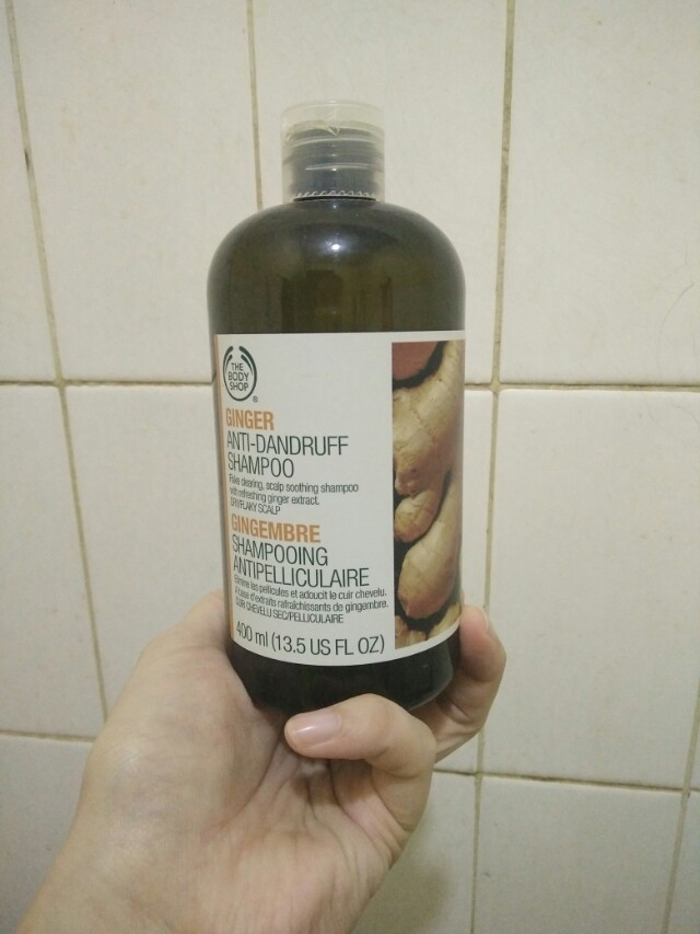 Preloved shampo anti dandruff