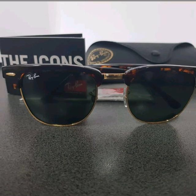 Preowned Ray bans tortoise sunglasses