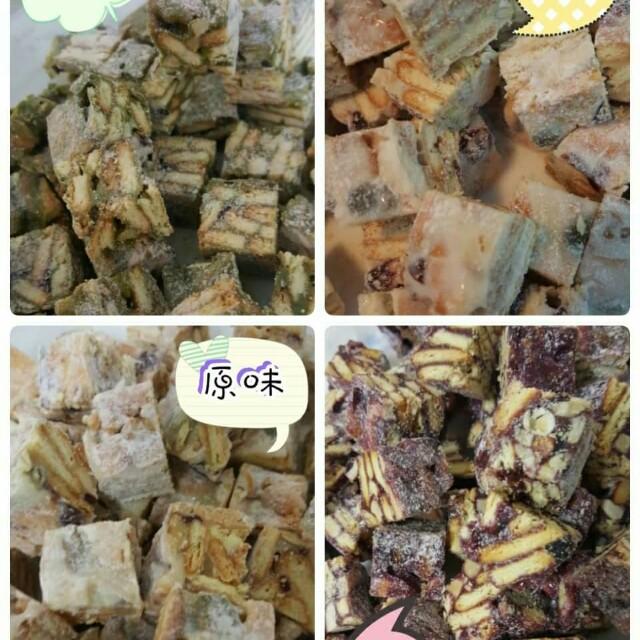 雪Q餅 (原味、檸檬、野梅、抹茶)