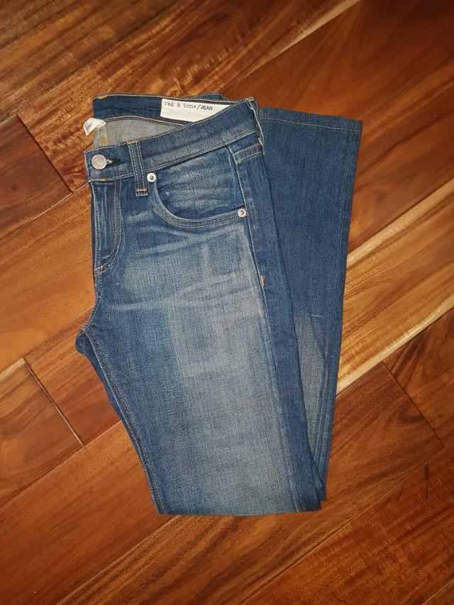 rag & bone / skinny jeans