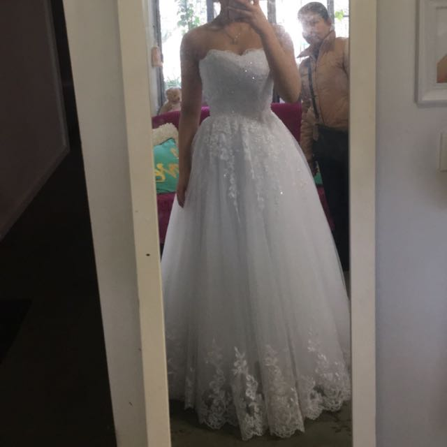 Renting my Deb dress