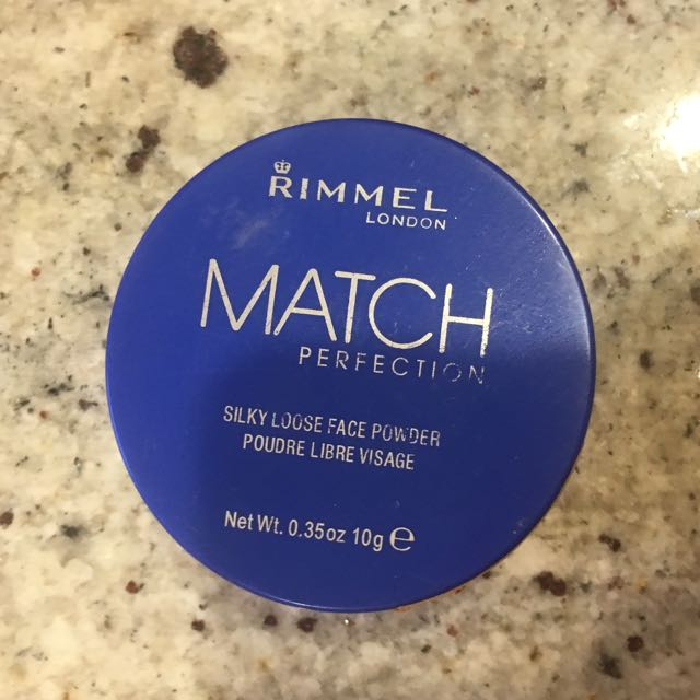 Rimmel Translucent Powder