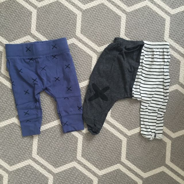 RM20 for two Cotton On Baby Pants