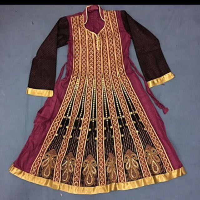 ROYAL INDIAN DRESS