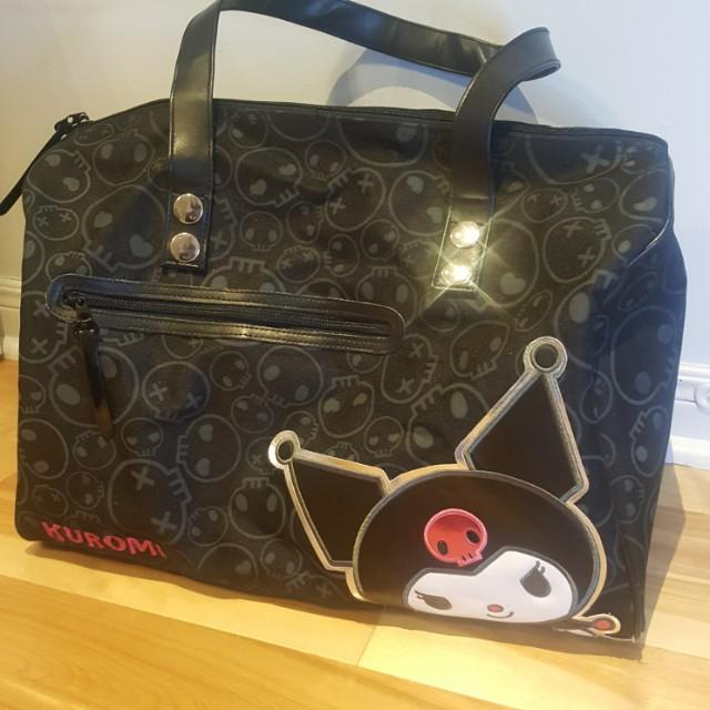 Sanrio - Kuromi Duffel Bag