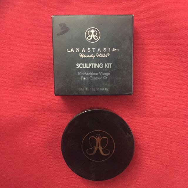 Sculpting Kit (Highlight and Contour Compact Powder Duo)