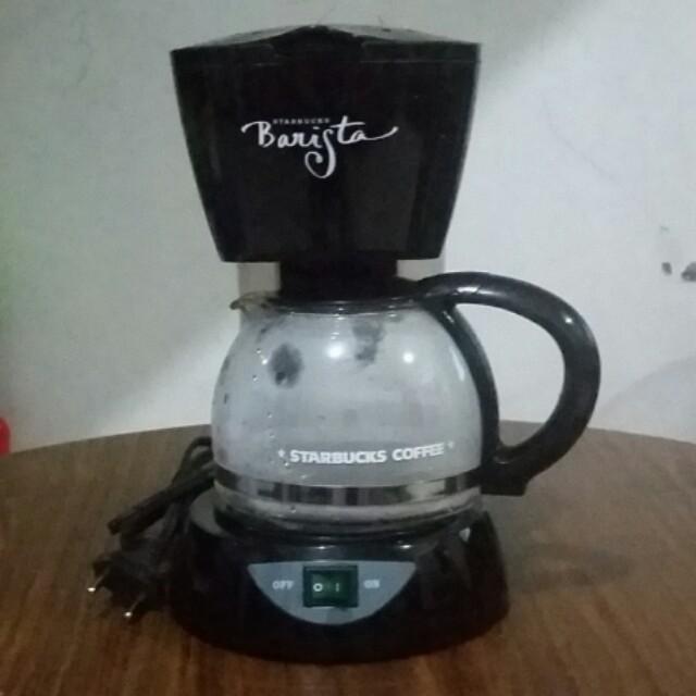 Starbucks Barista 4c Coffeemaker