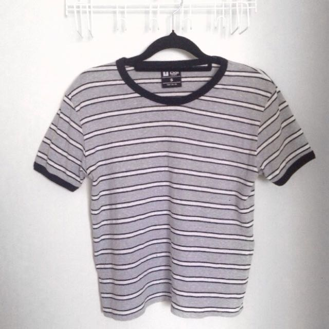 Striped T Shirt - COTTON ON