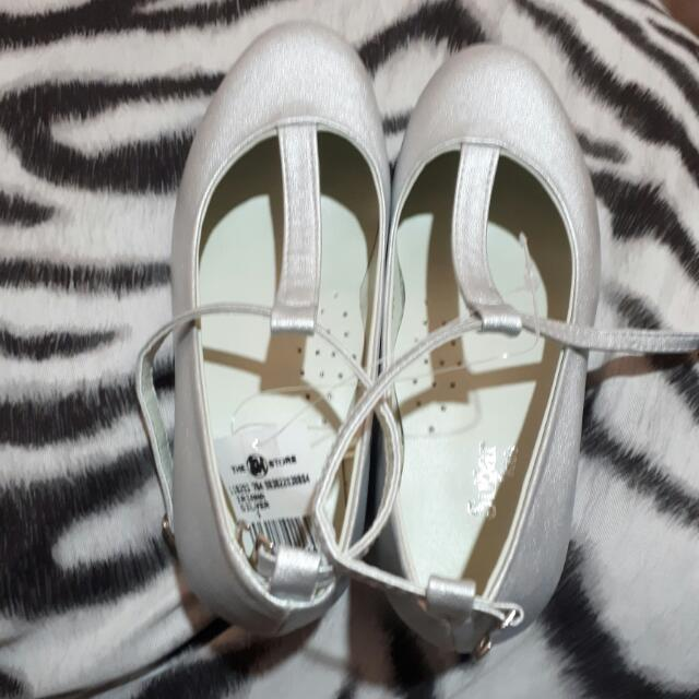 Sugarkids Silver Wedge (Free SF MM)