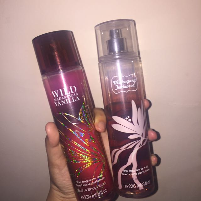 TAKE ALL bbw body mist