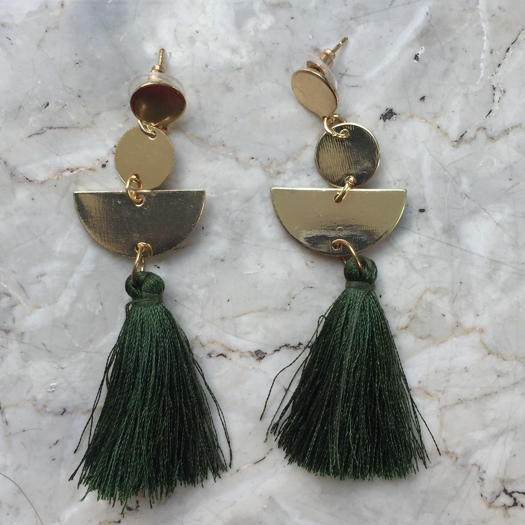 Tassle earrings bundle