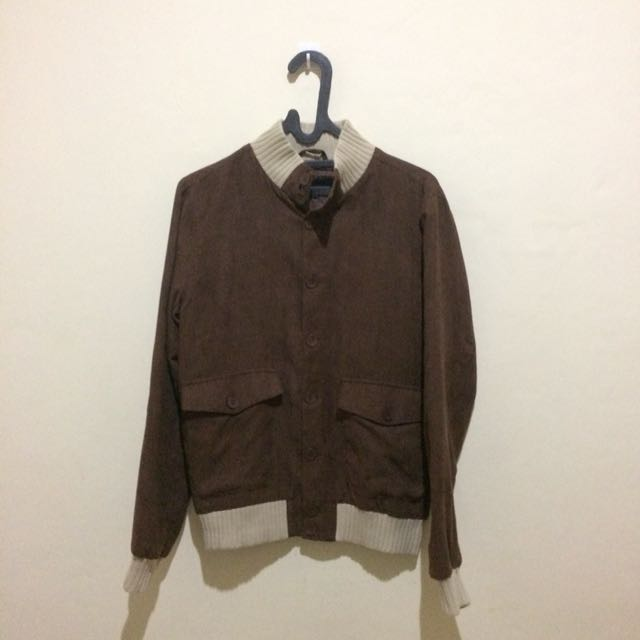 The Executive Jaket Suede