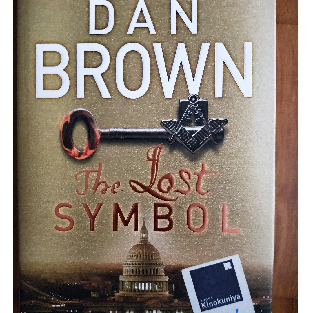 Novel the lost symbol books stationery books on carousell share this listing biocorpaavc Gallery