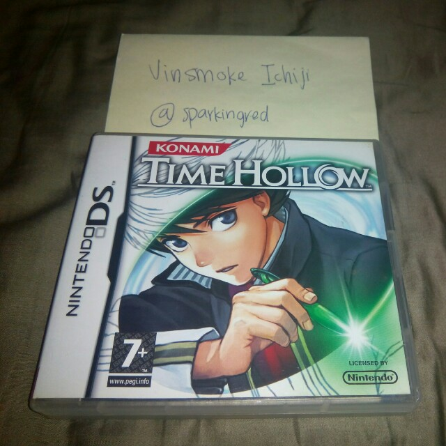 Time Hollow NDS
