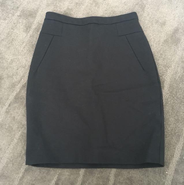 Tokito work skirt