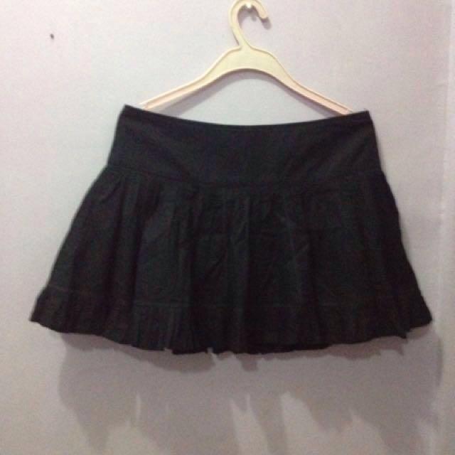 Topshop mini skirt