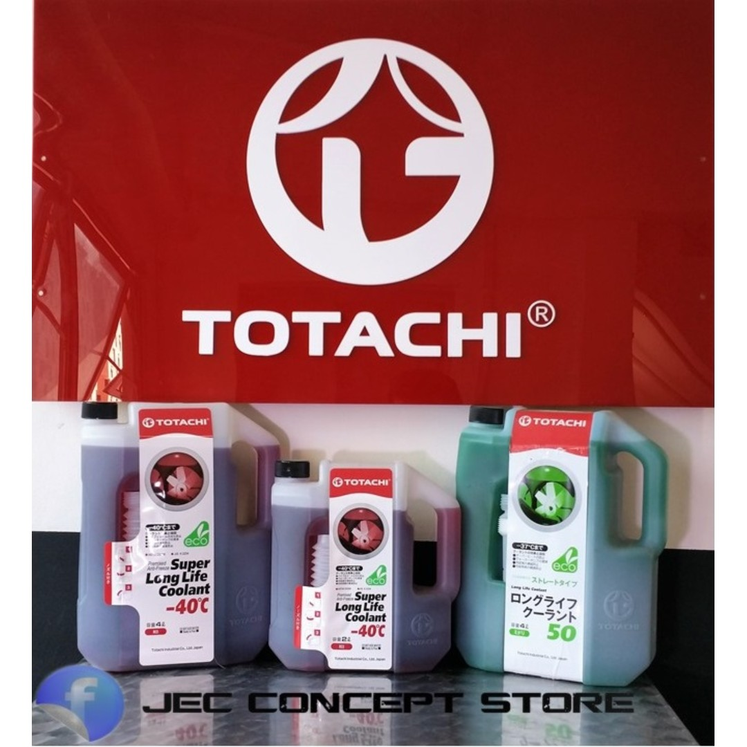 Totachi Super Long Life Coolant 50 Car Accessories On Carousell Kia