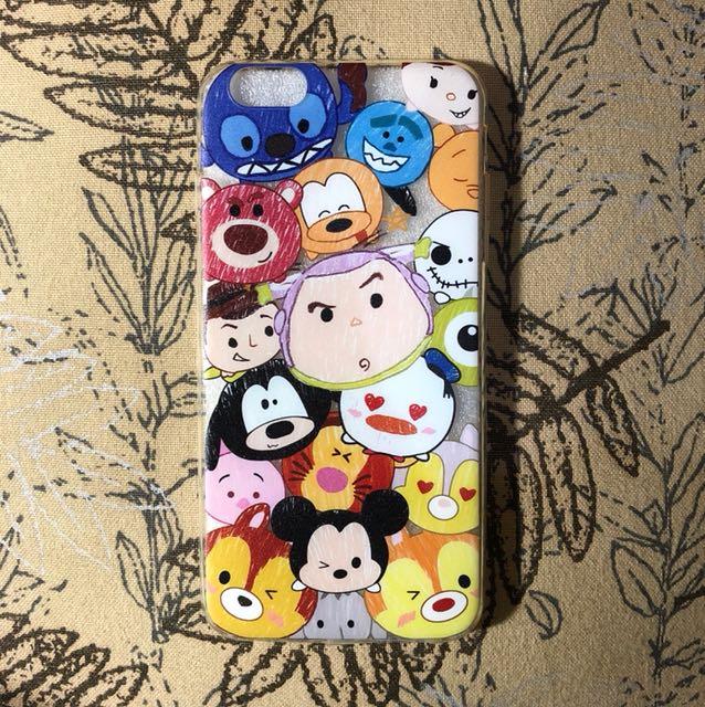Tsum Tsum Disney iPhone 6 PLUS Case