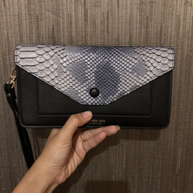 wallet new   high quality! kulit bagus!