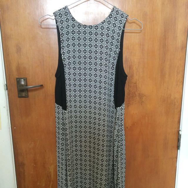 Witchery formal dress.