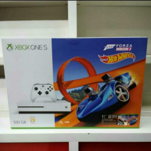 XBOX One S 500GB Forza Horizon 3 Bundle