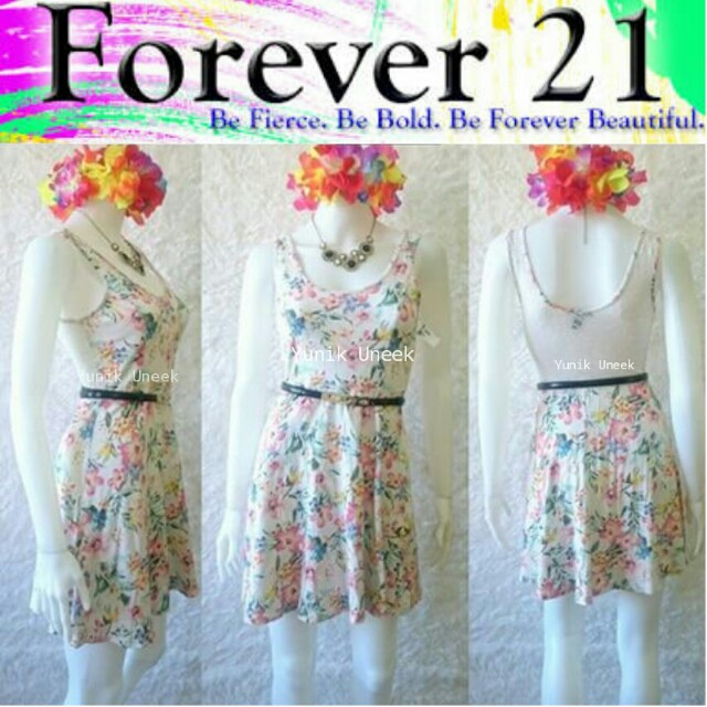 -Yunik- Authentic Forever 21