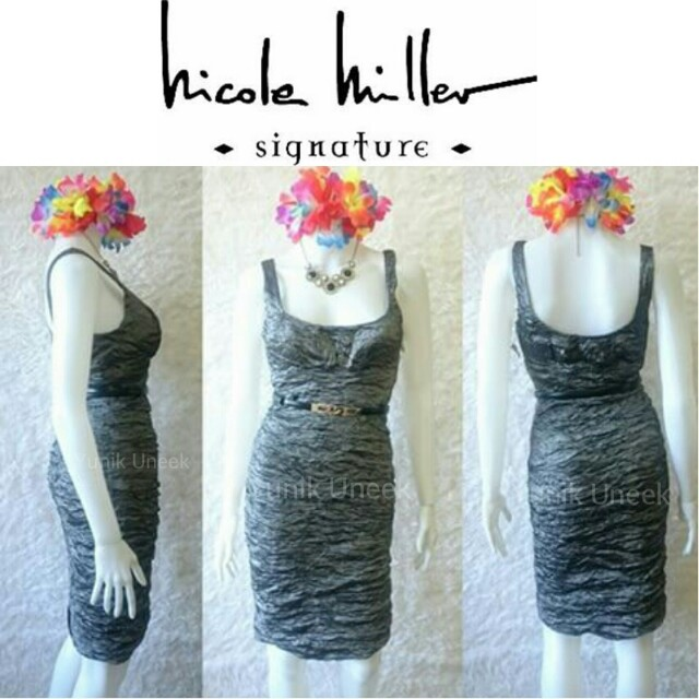 -Yunik- Authentic Nicole Miller