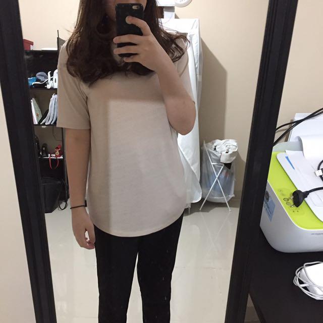 Zara TRF top size S