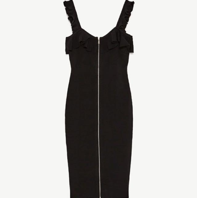 Zara Zip Up Dress
